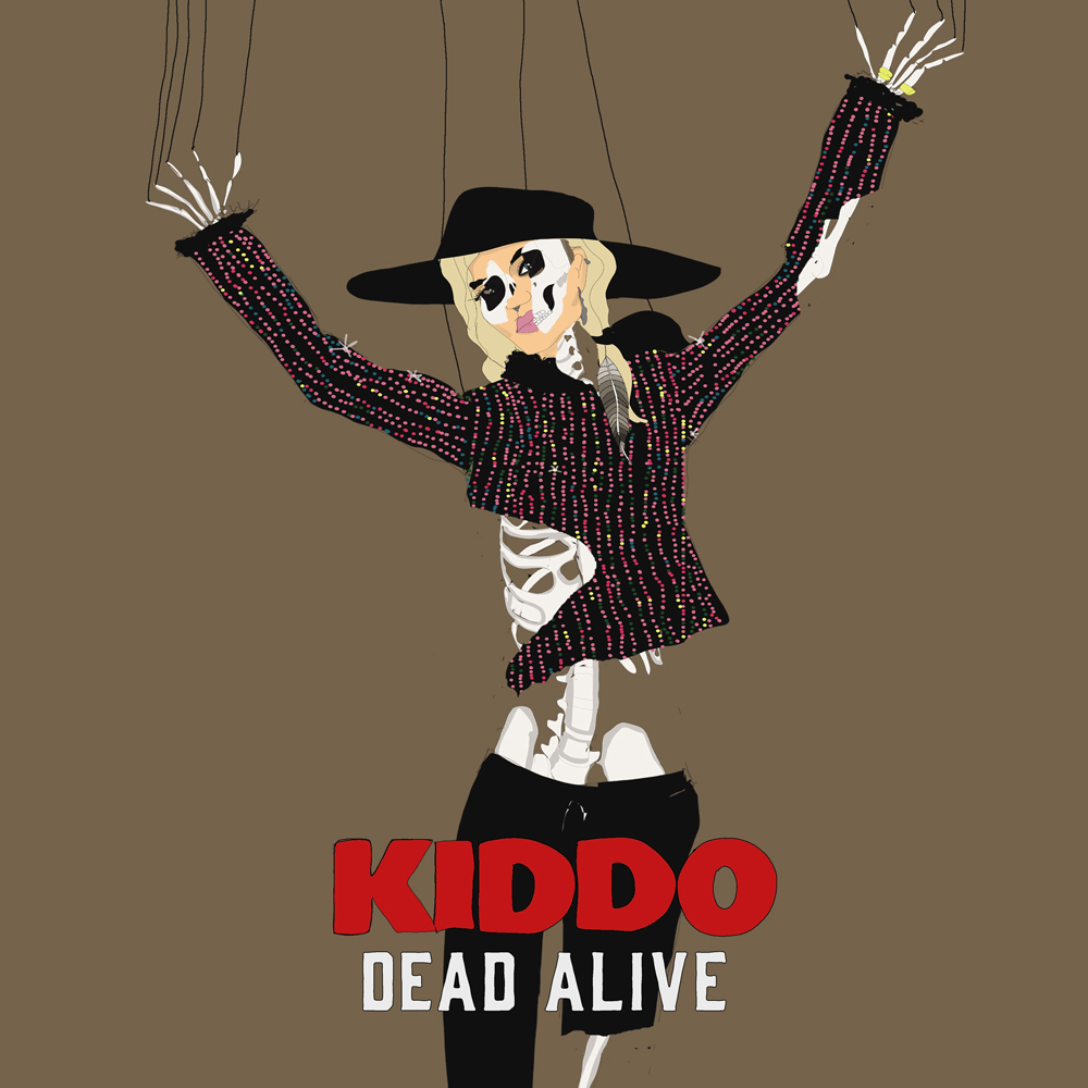 KIDDO Dead Alive Cover