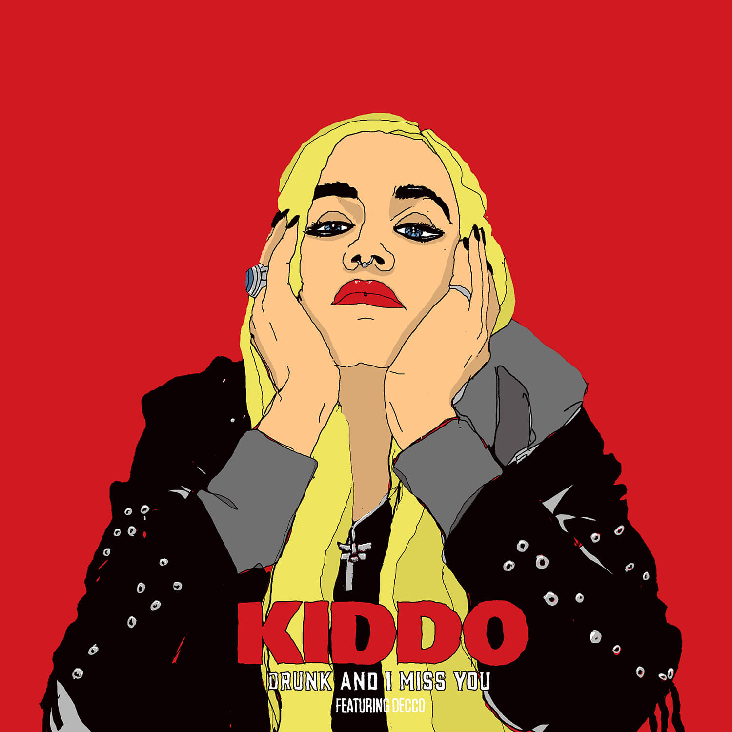 KIDDO Single Cover